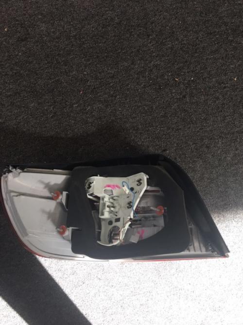 BMW E93 CONVERTABLE OS REAR LIGHT 2010-1