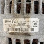 FIAT 500 ALTERNATOR 51859041-4