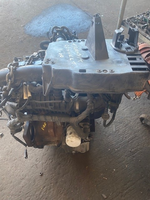 FORD CONNECT ENGINE-2