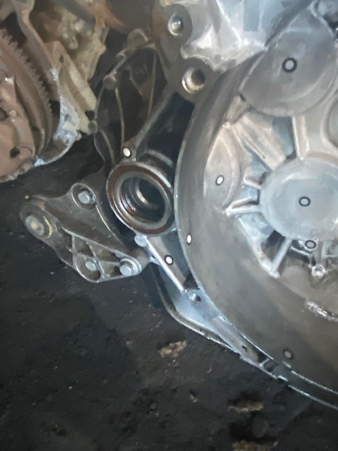 FORD CONNECT GEARBOX-4