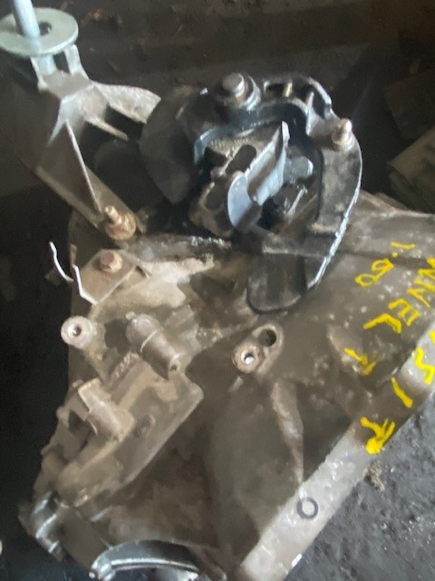 FORD CONNECT GEARBOX-5