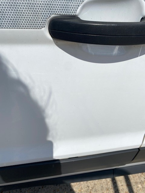 FORD CONNECT NSF DOOR-8