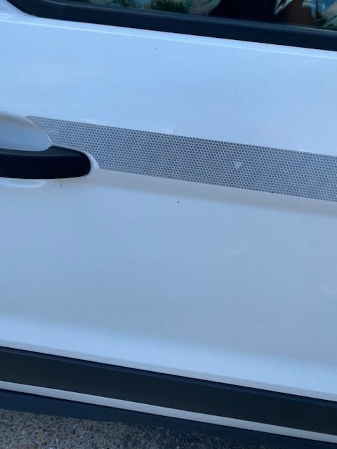 FORD CONNECT OSF DOOR-2