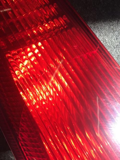 FORD FIESTA NS REAR LIGHT 2003-3