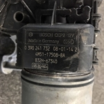 FORD FOCUS FRONT WIPER MOTOR AND LINKAGE-4