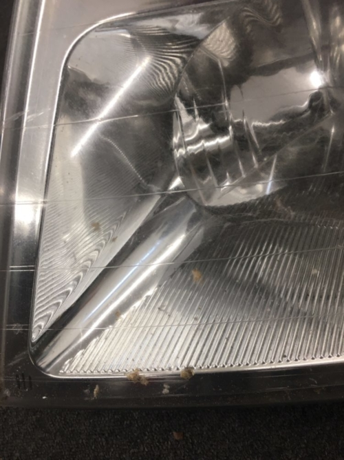 FORD TRANSIT CONNECT NS HEADLIGHT