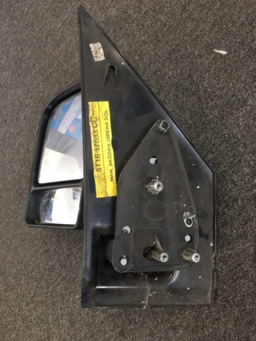 FORD TRANSIT CONNECT NS MANUAL MIRROR-1