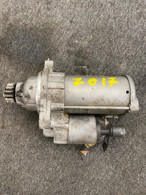 GF17ORT-STARTER MOTOR