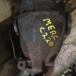 MERCEDES C220 REAR DIFF
