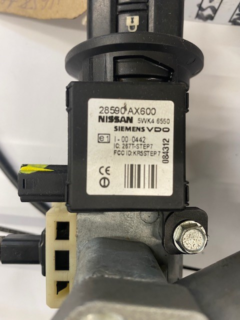 NISSAN MICRA IGNITION AND COLUMN-1