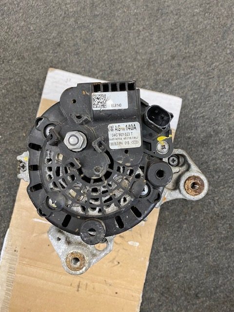 VW POLO ALTERNATOR 1.2 TSI-2