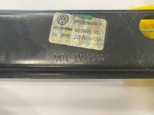 X22EHX-OS REAR MANUAL WINDOW WINDER-2